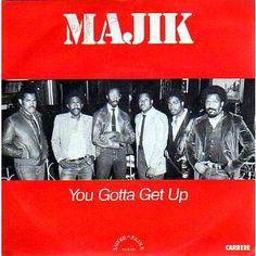 Funk-Disco-Soul-Groove-Rap: Majik - You Gotta Get Up (Club Mix)