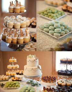I will have macaroons at my wedding