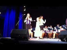 Harmonie sbor Hrádeček a Nicole Amy - Benefiční koncert v Kolíně Amy, Concert, Concerts