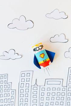 Siggi Superheld fliegt Wundertütchen.de                                                                                                                                                                                 Mehr