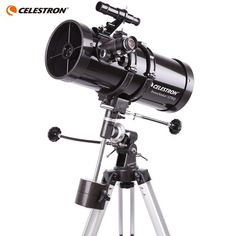Celestron Brand Professional Astronomical Telescope HD World Famous Brand 127EQ Monocular Hunting is the high-end products //Price: $477.00//     #shopping