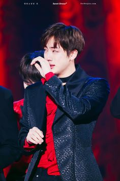 Melon Music Award 2016 Jin