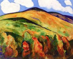 Mountains No. 22Marsden Hartley - 1930
