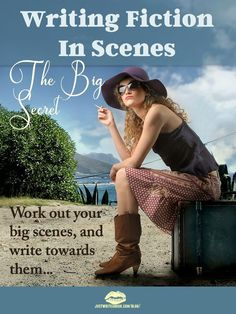 Writing Fiction In Scenes: The Big Secret http://www.justwriteabook.com/blog/writing-techniques/writing-fiction-in-scenes-the-big-secret/