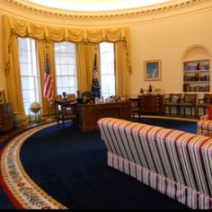 Presidential Style Oval Office Rugs President Bill