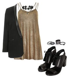 """""""☆"""" by bluveraa ❤ liked on Polyvore featuring Motel, Topshop and Free People"""