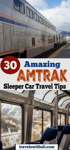 The ultimate guide to riding the Amtrak California Zephyr train from Colorado to California in a superliner family bedroom. Everything you need to know before booking your trip, and what to expect once you board the train. Amtrak Train Travel, Car Travel, Travel Usa, Travel Tips, Travel Ideas, Travel Essentials, Budget Travel, Italy Travel, Sweden Travel