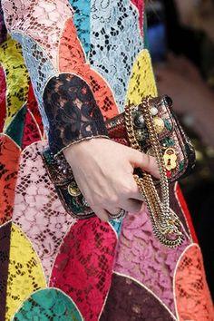 Sfilate Dolce & Gabbana Collezioni Autunno Inverno 2017-18 - Sfilate Milano - Moda Donna - Style.it