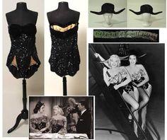 MARYLIN MONROE costume de Gentlemen Prefer Blondes