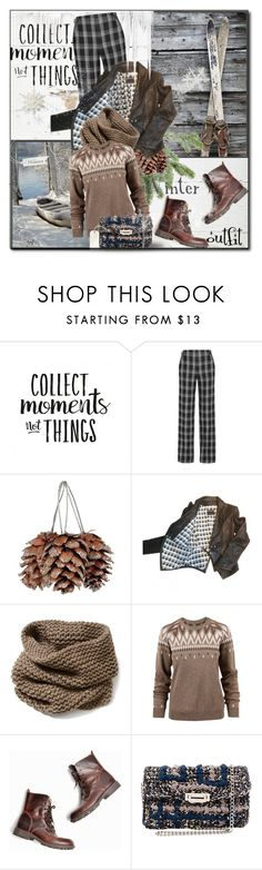 """""""Winter Things"""" by monika-jall ❤ liked on Polyvore featuring Proenza Schouler, The White Company, Thomas Wylde, Lafayette 148 New York, Lorenza Gandaglia, Retrò, Winter, Sweater, snow and cold"""