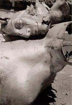 Manuel Alvarez Bravo - Mexico, Angel of the Quake, 1957
