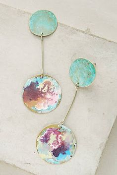 Anthropologie Favorites:: Jewelry - We've got something KOOL just 4 Boho-Chics! These literally go viral! Check them out! :-)