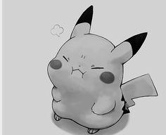 Pika pouting