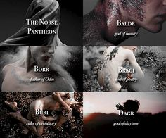 Norse gods and goddesses Greek Gods And Goddesses, Greek Mythology, Roman Mythology, Norse Mythology Goddesses, Norse Goddess, Mythology Tattoos, Mythological Creatures, Mythical Creatures, Wicca