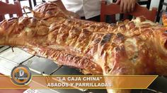 LA CAJA CHINA - ASADOS Y PARRILLADAS - YouTube