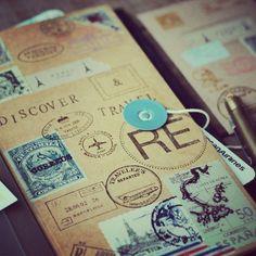 Traveler's Notebook / Resor Shop