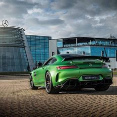 The beast of the green hell captured by @gfwilliams #mercedes #amg #gtr #lovecars #L4L #exoticcar #vehicles