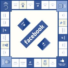 Facebook Monopoly: The Board Game