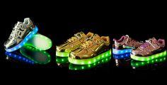 New Fashion Baby Toddler Boys Girls Light Up Led Luminous Casual Shoes   eBay