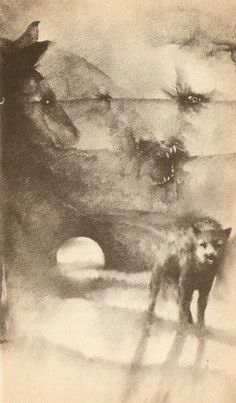 stephen gammell Ghosts - Google Search