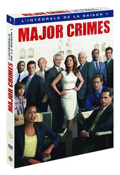 Major Crimes - Saison 1 - DVD NEUF SERIE TV