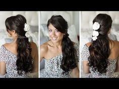 Romantic Summer Hairstyle