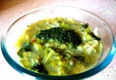 Kelkáposzta főzelék liszt nélkül | NOSALTY Naan, Guacamole, Diet Recipes, Paleo, Mexican, Vegetarian, Dishes, Baking, Ethnic Recipes