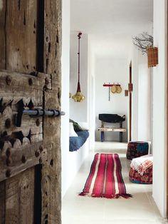 Arquiteto: Luis Galliussi   The door!