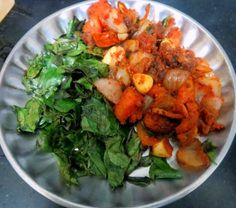 Andhra Recipes, Pakora Recipes, Gujarati Recipes, Gujarati Food, Indian Chutney Recipes, Indian Food Recipes, Indian Snacks, Breakfast For Dinner, Breakfast Recipes