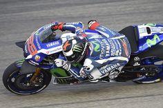 MotoGP - Vídeo: A queda de Jorge Lorenzo na terceira sessão de treinos livres