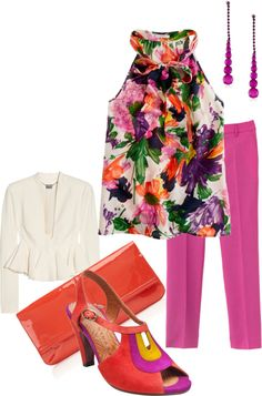 """""""Outfit #64"""" by pinkkiwi72 ❤ liked on Polyvore"""