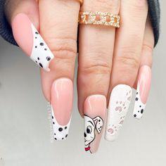 Cute Gel Nails, Cute Nail Art, Perfect Nails, Gorgeous Nails, Neutral Nail Art, Feather Nails, Butterfly Nail Art, Bling Acrylic Nails, Glow Nails