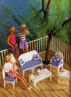 FD Book - PC - Fashion Doll Dream Home - Carolyn Irwin - Álbumes web de Picasa