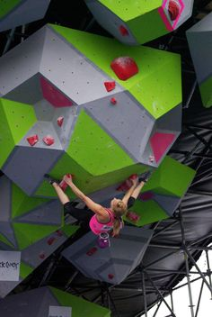 Sweet Climbing Wall