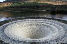 Ladybower Reservoir - a Portal to Other Worlds