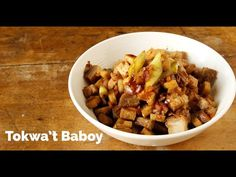 WATCH: How to Make Tokwa't Baboy | Lessons | yummy.ph