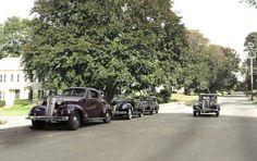 Perspective Forcée – Les photos de voitures miniatures par le photographe Michael Paul Smith.