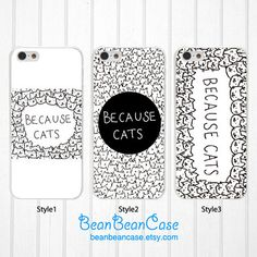 Because cat case for iPhone 6 iPhone 4s/5/5s/5c, Samsung S4/S5/Note4, Sony, LG Nexus, Nokia Lumia, HTC One M7/M8, Moto X, Moto G(L73)