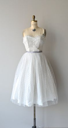 Robe de mariée 1950