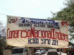 """[México] """"Enfrentamos el despojo de las empresas trasnacionales y el hostigamiento de los malos gobiernos"""": CNI-Istmo"""