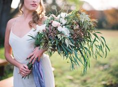 Photography: Amelia Johnson Photography - amelia-johnson.com  Read More: http://www.stylemepretty.com/2015/04/29/bohemian-wedding-inspiration-at-lionheart-resorts/
