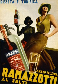 Vintage Italian Posters ~ By Gino Boccasile.