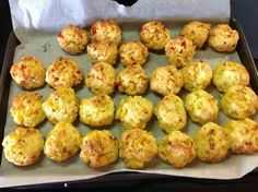 Syn free cheese scones