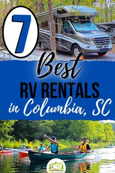 Planning a family vacation in Columbia, SC? Why not rent an RV? Camping vacations are the best way to explore the US and spend quality family time. Check out how you can rent an RV from a private RV owner through Outdoorsy and explore South Carolina! Plus save $50 off your rental using our coupon code! #rvblogger #rvrental #southcarolina #southcarolinacamping #columbiasouthcarolina #rentinganrv #rvrentaltips #vacationrental #familyvacation #rental #rentalbyowner #outdoorsy Rv Parks, State Parks, Riverbank Zoo, Keystone Hideout, Cheap Rv, Rent Rv, Outside Speakers, Camping For Beginners, Rv Campgrounds