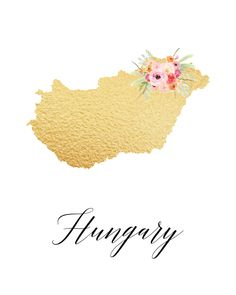 www.thecottagemarket.com CountryPrintables TCM-GoldFoil-Countries-Hungary.png