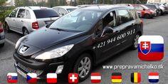 Osobná preprava - Miloš Michalko Vehicles, Car, Automobile, Rolling Stock, Cars, Autos, Vehicle