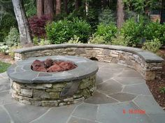 Outdoor, Nice Round Fire Pit For Modern Outdoor Patio Ideas: Incredible Outdoor Patio Ideas with Fire Pit Pergola Shade, Pergola Patio, Backyard Patio, Corner Pergola, Pergola Cover, Patio Privacy, Patio Wall, Patio Roof, Backyard Sitting Areas