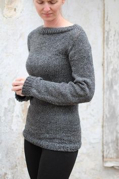 (6) Name: 'Knitting : Knit Sweater {Dignity}