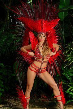 Rukai Harts Carnival Female Costume 2015 - Carnival Info - Rukai Harts Carnival Female Costume 2015(2)