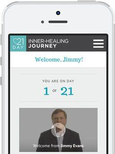 21 day inner healing journey pdf